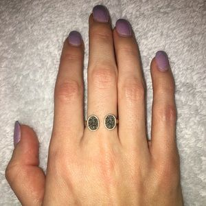 Stella & Dot Druzy ring! Brand new!